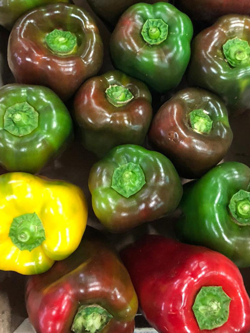 Mixed Peppers 6-700g approx - LA SOVRANA