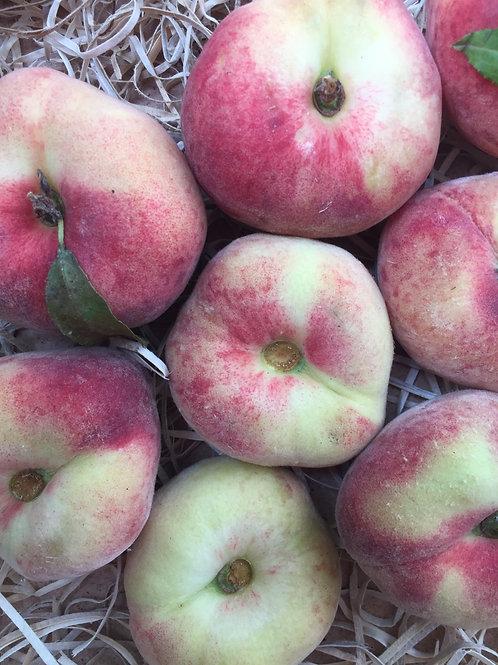 Peaches Flat White 500g - LA SOVRANA