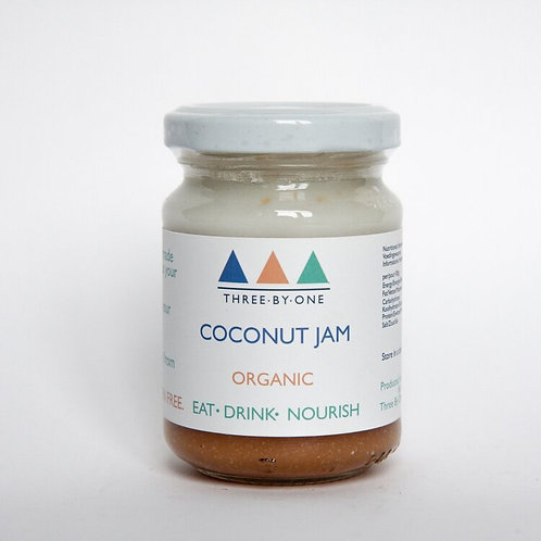 Organic Coconut Jam 150g