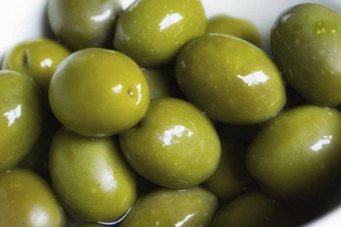 OLIVES - Green Amfissa Organic