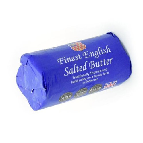 BUTTER - Brue Valley Salted