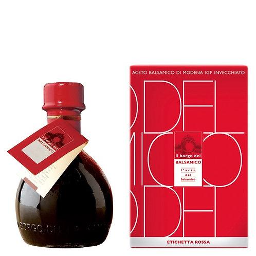 AGED BALSAMIC VINEGAR MODENA IGP (RED LABEL) 250ML