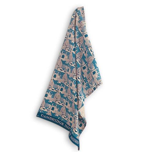Cambridge Imprint - Tea Towel