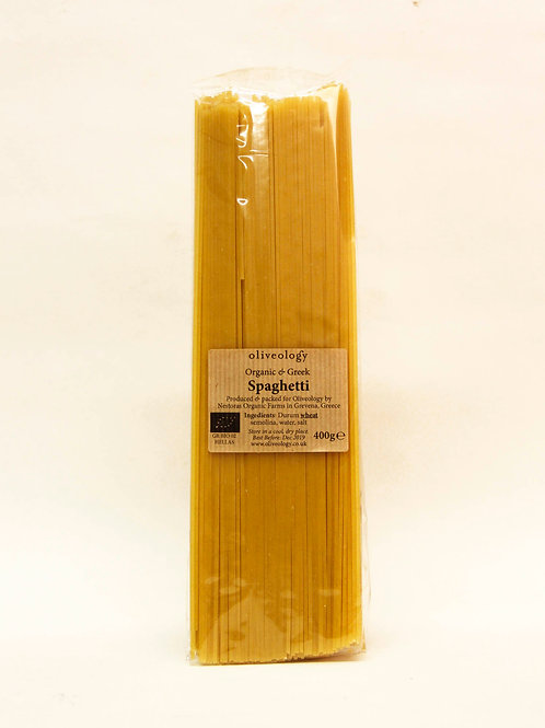 Organic Greek Spaghetti 400g