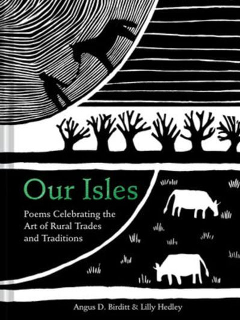 BOOK - Our Isles - Poems & Prints