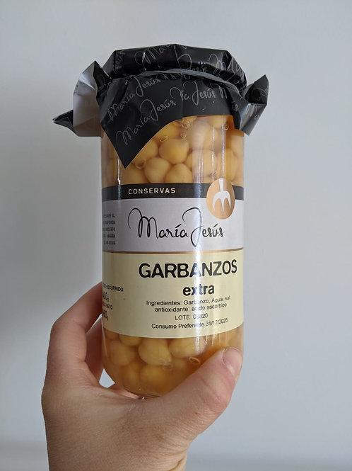 Garbanzos - Spanish Chickpeas - Maria Jesus 660g