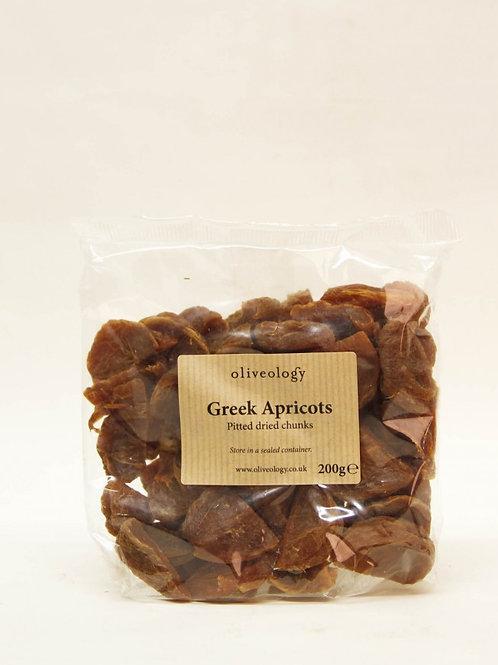 Greek Dried Apricots