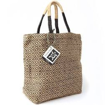 Turtle Bags: Diamond Tote