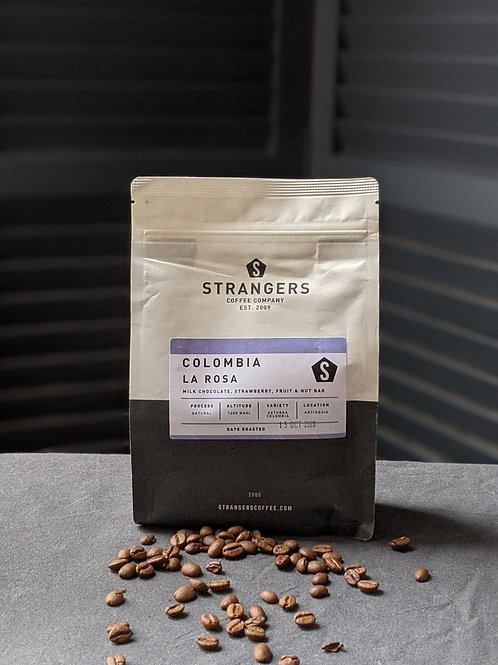 Strangers Coffee Whole Beans