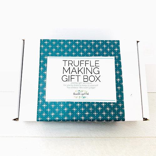 Truffle Making Kit Bumble & Oak