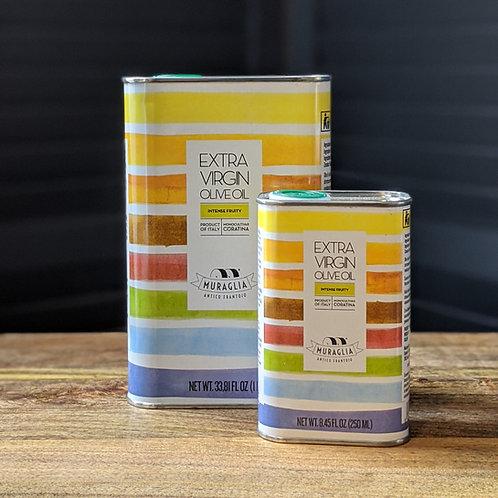 Muraglia Coratina Extra Virgin Olive Oil - Tin