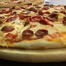23. Pizza Dynamit (scharf)