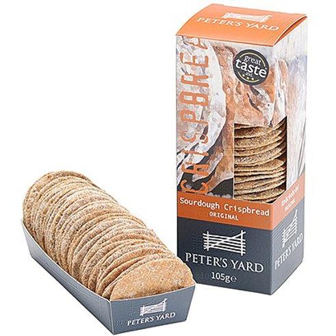Crackers - Peter's Yard Sourdough Crispread