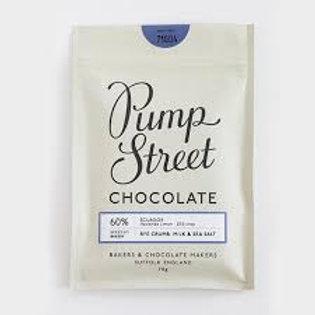 CHOCOLATE - Pump Street Milk Chocolate