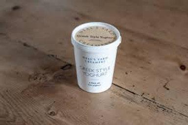 Greek Style Yoghurt - Neals Yard Creamery