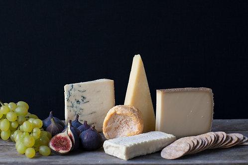 The Cheesemonger's Cheeseboard