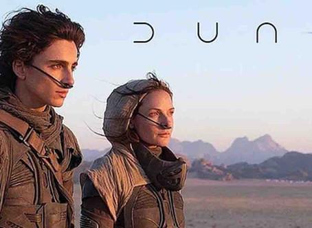 """""""Dune"""" lanzo su primer trailer oficial y te contamos todos los detalles."""