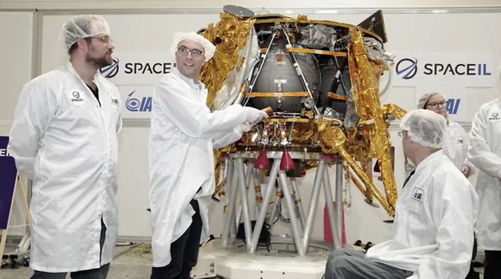 השובל החיובי שהשאירו מייסדי SpaceIL