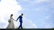 Sille ja Jani täiuslik pulmapäev Taageperas