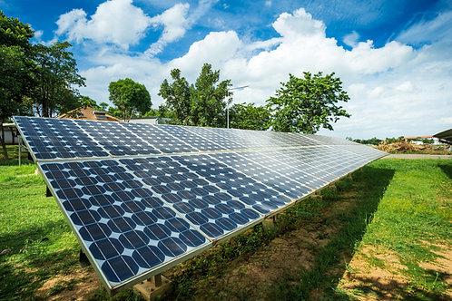 Kit Solar Aislada 3000W 24V 9000Wh/día