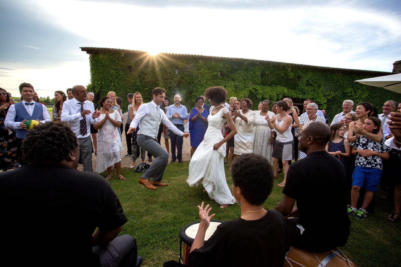 Le mariage de Chrystelle et Arnaud Chrystelle et Arnaud, se sont dit oui le 2 juin 2018, au Château Lardier.
