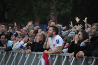 Coupe du monde Football, FanZone