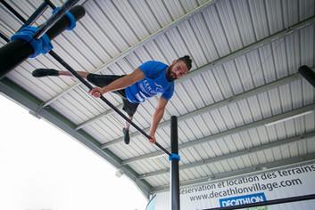 Rémy Gresteau, lors du Championnat Natio