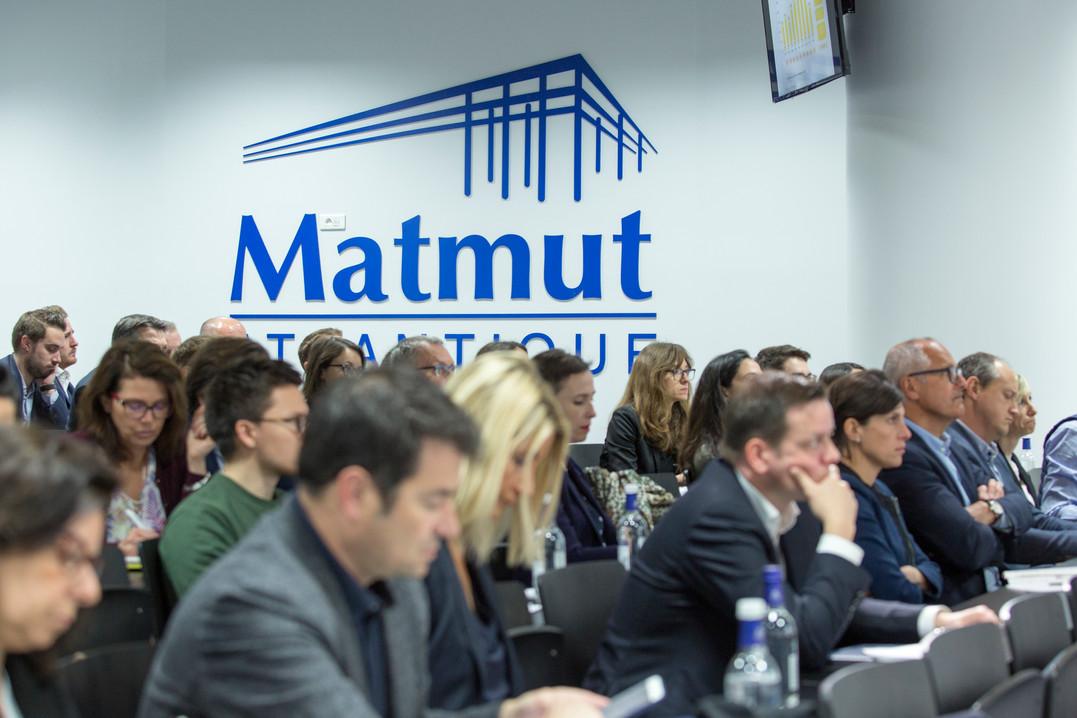 Conference de presse l'OISO, le 22 mars 2019, Matmut Atlantique, Bordeaux.
