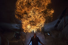 Romuald Ubrieta - Pyrotechnie 2015 - Copyright © 2020Julie Bruhier Photographe
