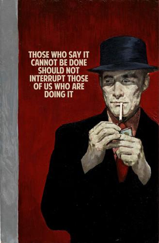 Those Who Say