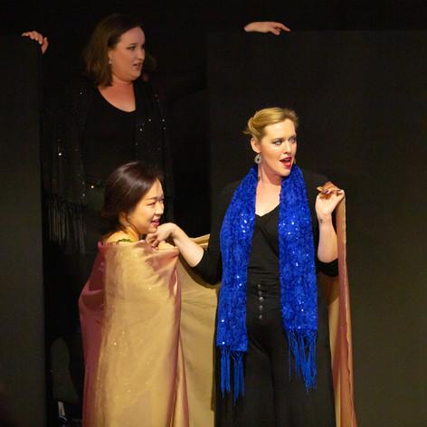 Das Rheingold, Dramatic Voices Program Berlin