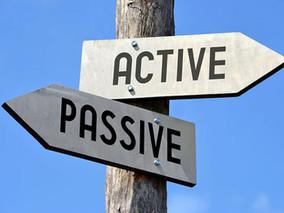 Active vs Passive 101