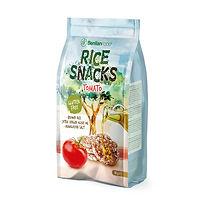 biscoitos de arroz snacks de arroz sabor