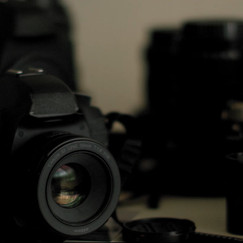 The Camera - Film Still