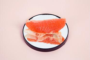 Slice of Grapefruit