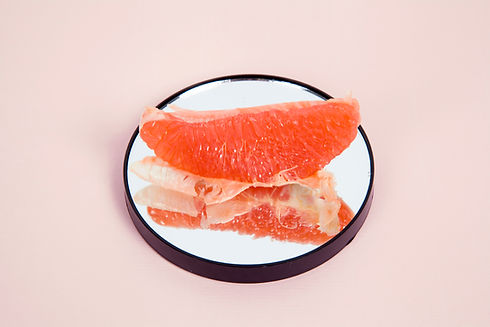 Slice of Grapefruit