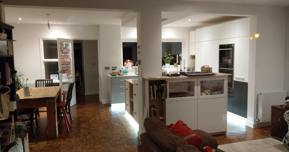 Kitchen and Dining in St Albans