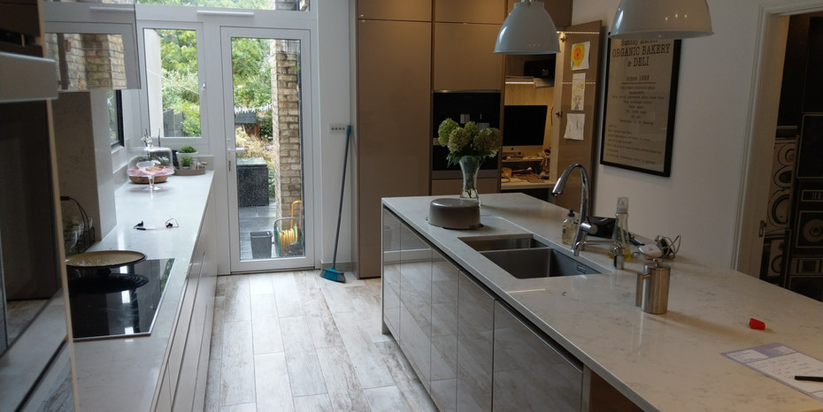 Kitchen in Muswell Hill