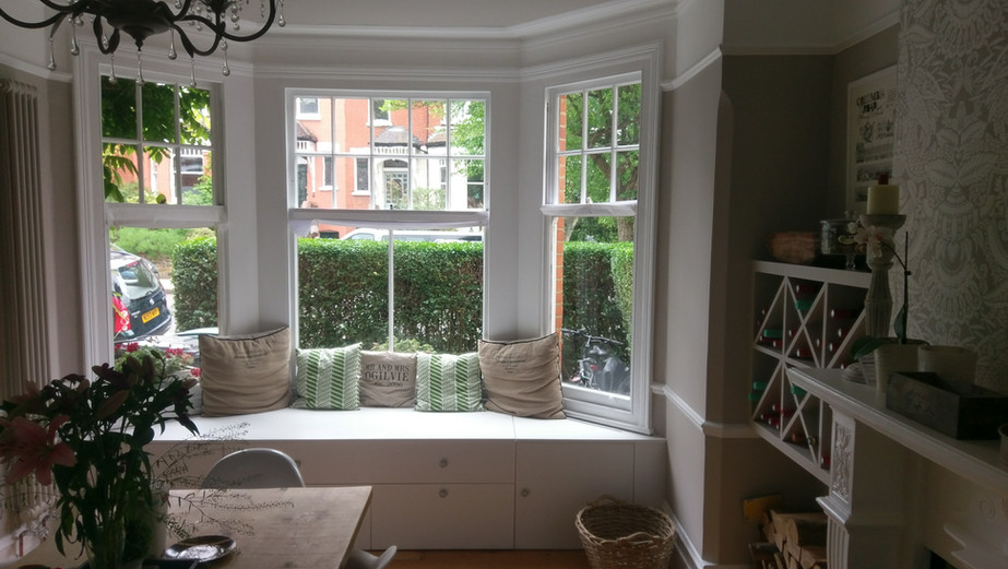 Living Room in Crouch End
