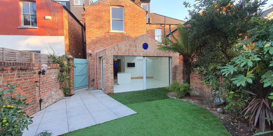 Extension in Cricklewood