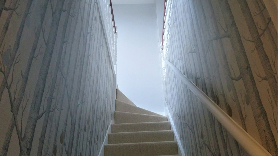 Loft Stairs in Hampstead