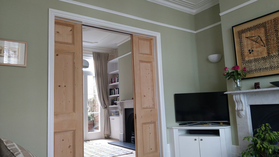 Sliding door in Barnet