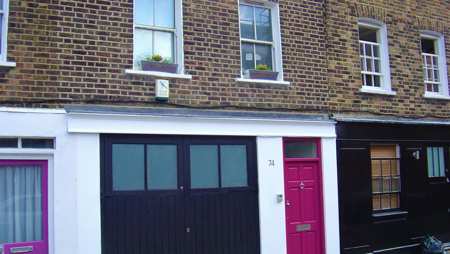 External Decorating in Kensington
