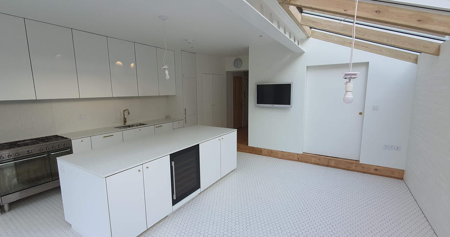 Interior Design Kitchen in Camden