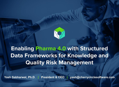 Structured data frameworks needed to enable efficient knowledge management.