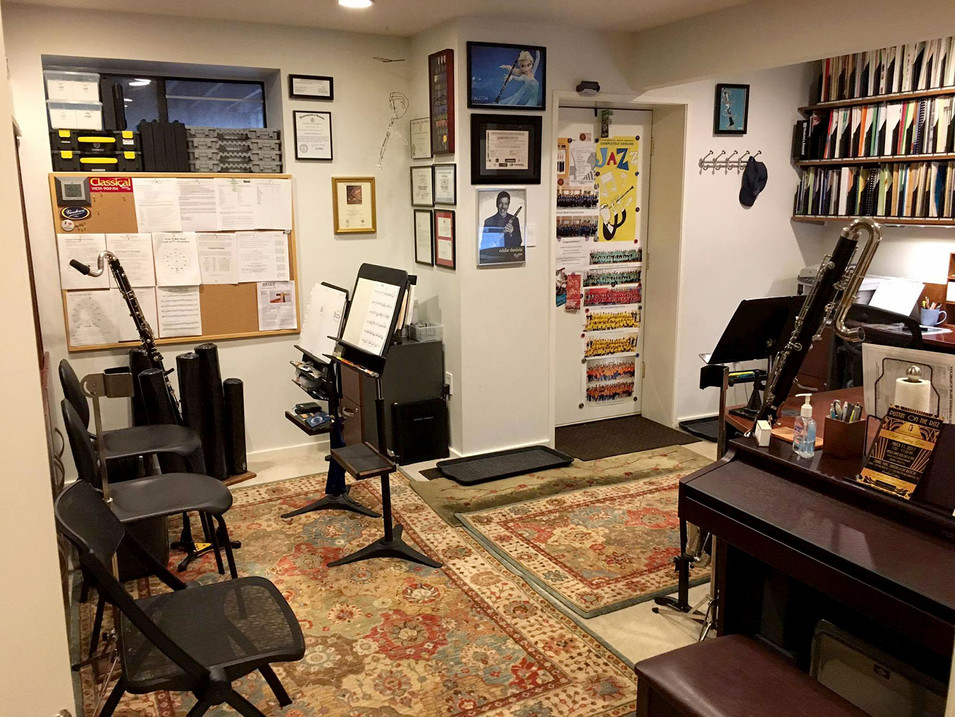 Betty's Music Studio