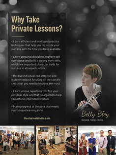 Betty's Teaching Promo