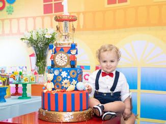fotógrafo de festa de aniversário infantil