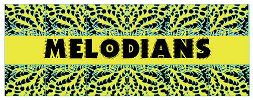 Graphic Design for Melodians Steelband