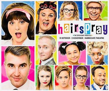 10 days until opening night! 😀 #hairspr